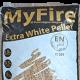 Extra White Pellet, le recensioni sul Myfire con sacco nero