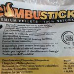 Opinioni su Combustick Pellet Premium di abete
