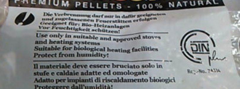 Opinioni su Combustick Pellet Premium di abete Images