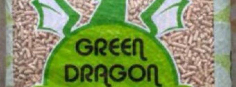 Pellet Green Dragon, cosa ne pensa il mercato
