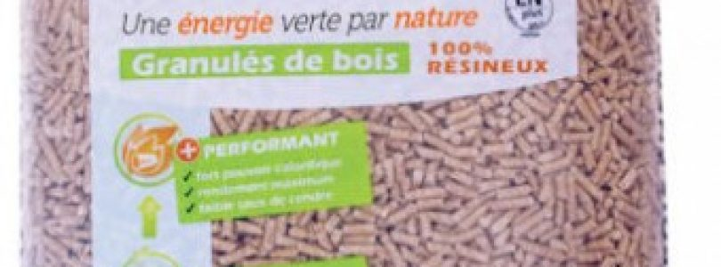Pellet Moulin Bois Energie, le recensioni Images