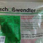 Pellet Schosswendter, la nostra prova