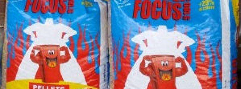 Pellet Mister Focus Faggio, le recensioni Images
